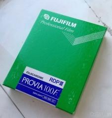 大画幅4X5富士彩色克罗姆RDP3反转片一盒50张,1000元