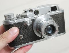上海 582 古董收藏胶卷相机 58-2 58-II早期版本