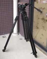 曼富图 350MVB专业摄像机重型三脚架 116 Mk3液压云台