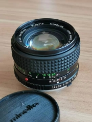 美能达PG50mm f1.4---499包邮