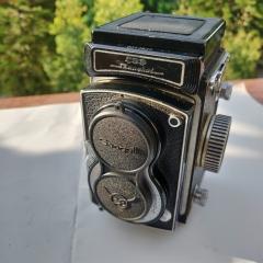 前期  上海4型  双反相机 120双反相机