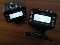 沃龙 800rt 2.4g无线引闪器