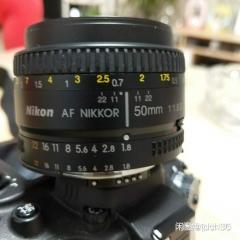 尼康 50 1.8D 种镜莱卡50 2