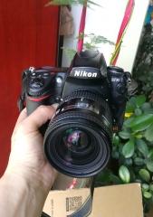 出尼康D700全画幅机身+尼康28-85全画幅镜头